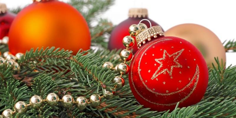 Gesteck zu Weihnachten